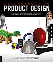 Deconstructing Product Design front cover